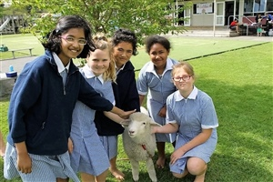 Pet Day at St Marys School   Otorohanga