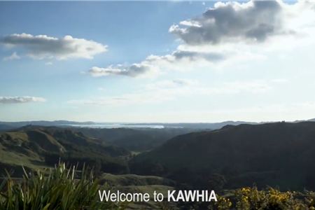 Welcome To Kawhia