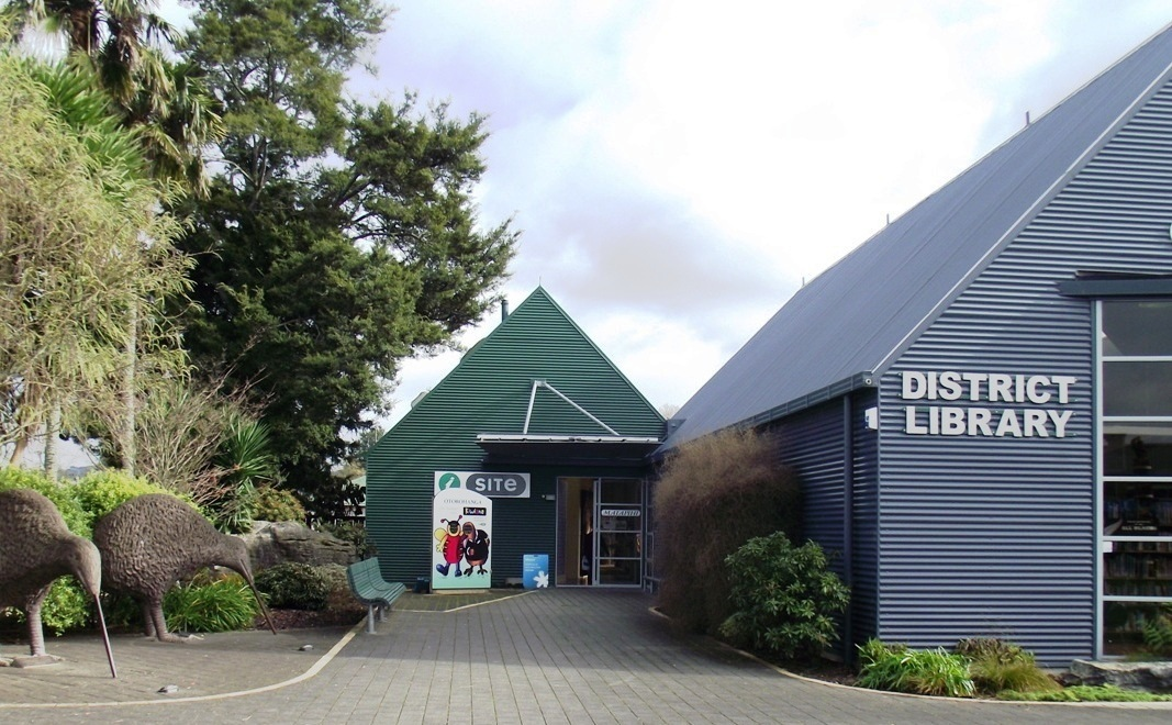 Otorohanga i-SITE Visitor Information Centre